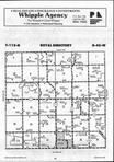 Map Image 008, Lincoln County 1990 Published by Farm and Home Publishers, LTD
